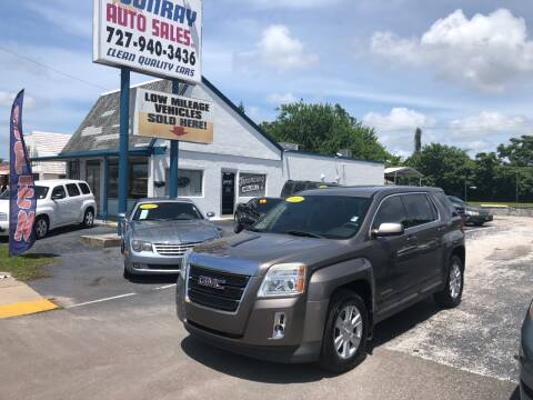 2011 GMC Terrain for sale at Sunray Auto Sales Inc. in Holiday FL