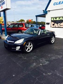 2007 Saturn SKY for sale at Sunray Auto Sales Inc. in Holiday FL