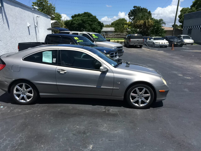 2004 Mercedes Benz C Class C230 Kompressor 2dr Coupe In Holiday Fl