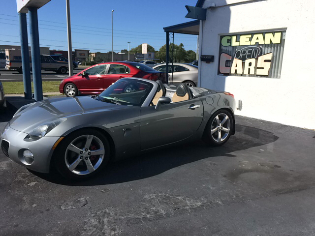 2006 Pontiac Solstice for sale at Sunray Auto Sales Inc. in Holiday FL
