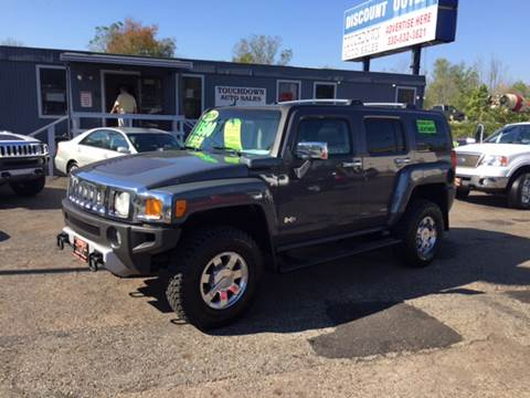 2009 HUMMER H3 for sale in Massillon, OH