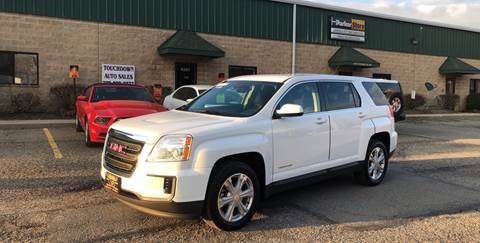 2017 GMC Terrain for sale in Canton, OH