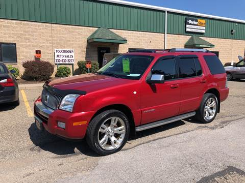 2010 Mercury Mountaineer for sale in Canton, OH