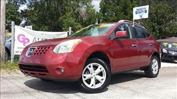 2008 Nissan Rogue for sale at GP Auto Connection Group in Haines City FL