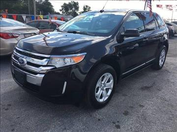 2013 Ford Edge for sale at GP Auto Connection Group in Haines City FL