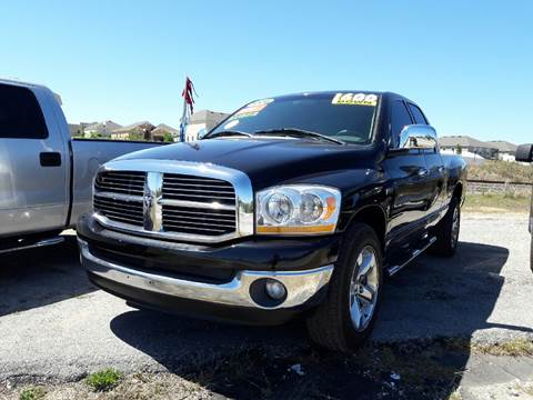 2006 Dodge Ram Pickup 1500 for sale at GP Auto Connection Group in Haines City FL