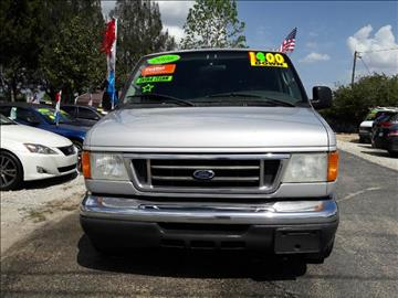 2006 Ford E-Series Cargo for sale at GP Auto Connection Group in Haines City FL