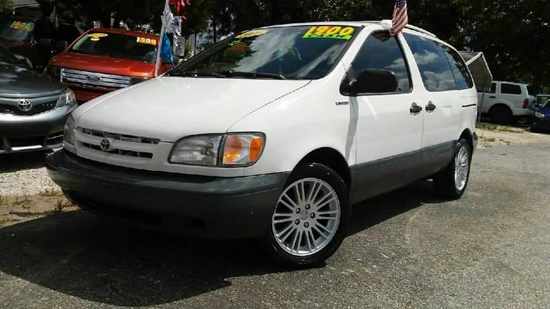 2000 Toyota Sienna for sale at GP Auto Connection Group in Haines City FL