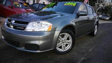 2012 Dodge Avenger for sale at GP Auto Connection Group in Haines City FL