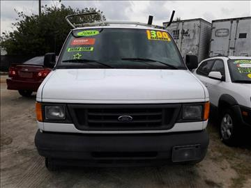 2005 Ford E-Series Cargo for sale at GP Auto Connection Group in Haines City FL
