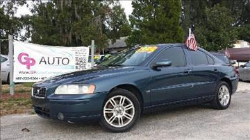 2006 Volvo S60 for sale at GP Auto Connection Group in Haines City FL