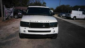 2007 Land Rover Range Rover Sport for sale in Haines City, FL