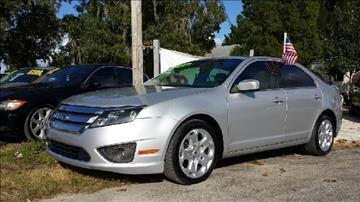 2010 Ford Fusion for sale at GP Auto Connection Group in Haines City FL