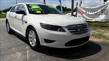 2011 Ford Taurus for sale at GP Auto Connection Group in Haines City FL