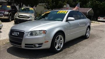 2007 Audi A4 for sale at GP Auto Connection Group in Haines City FL
