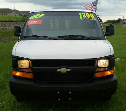2011 Chevrolet Express Cargo for sale at GP Auto Connection Group in Haines City FL