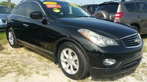 2009 Infiniti EX35 for sale at GP Auto Connection Group in Haines City FL