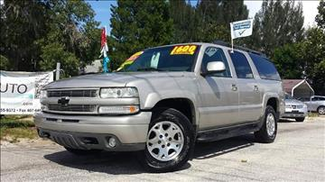 2005 Chevrolet Suburban for sale at GP Auto Connection Group in Haines City FL