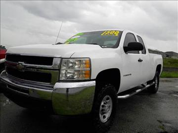 2008 Chevrolet Silverado 2500HD for sale at GP Auto Connection Group in Haines City FL