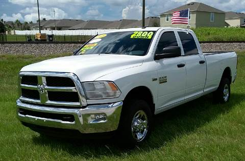 2013 RAM Ram Pickup 2500 for sale at GP Auto Connection Group in Haines City FL