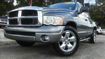 2005 Dodge Ram Pickup 1500 for sale at GP Auto Connection Group in Haines City FL