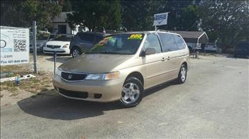 2001 Honda Odyssey for sale at GP Auto Connection Group in Haines City FL