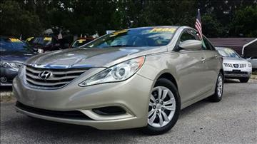 2011 Hyundai Sonata for sale at GP Auto Connection Group in Haines City FL