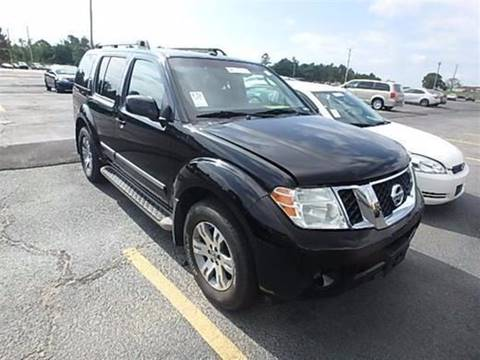 2012 Nissan Pathfinder for sale in Haines City, FL