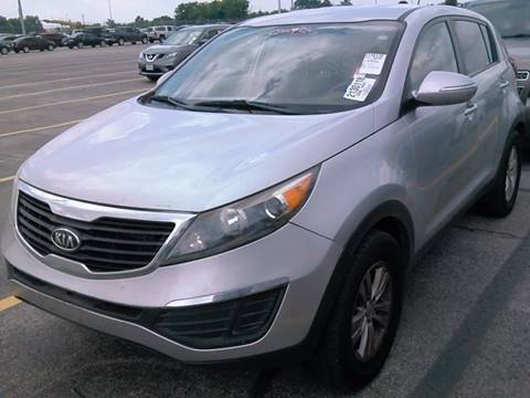 2011 Kia Sportage for sale in Haines City, FL
