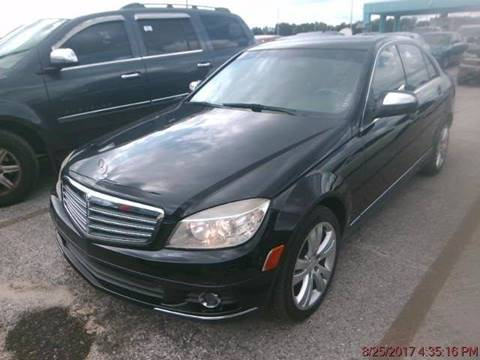 2008 Mercedes-Benz C-Class for sale at GP Auto Connection Group in Haines City FL