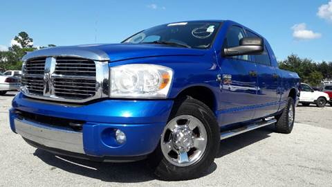2008 Dodge Ram Pickup 2500 for sale at GP Auto Connection Group in Haines City FL