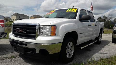 2009 GMC Sierra 1500 for sale in Haines City, FL