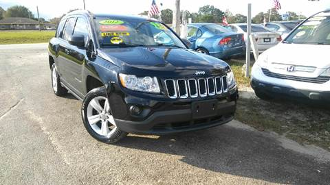 2012 Jeep Compass for sale at GP Auto Connection Group in Haines City FL