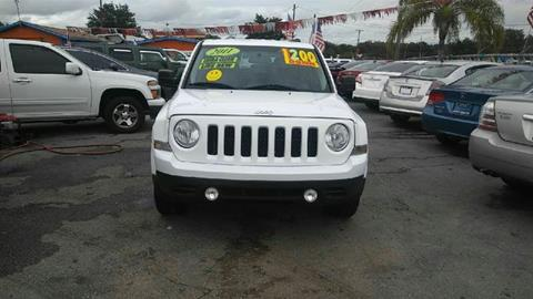 2011 Jeep Patriot for sale in Haines City, FL