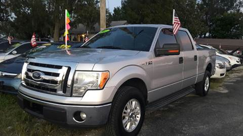 2012 Ford F-150 for sale in Haines City, FL