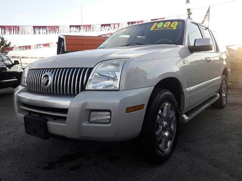 2006 Mercury Mountaineer for sale in Haines City, FL