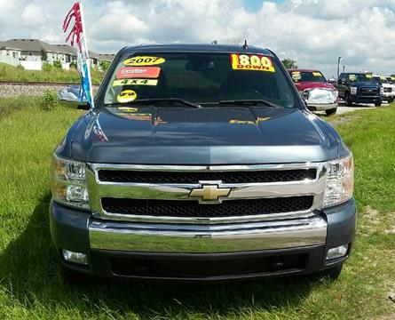 2007 Chevrolet Silverado 1500 for sale at GP Auto Connection Group in Haines City FL