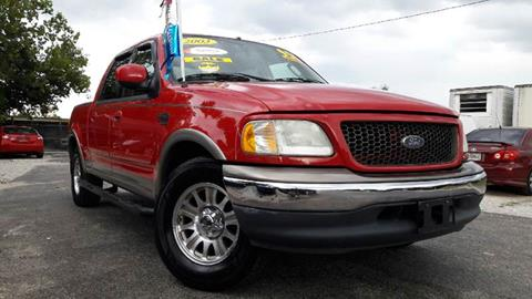 2003 Ford F-150 for sale in Haines City, FL