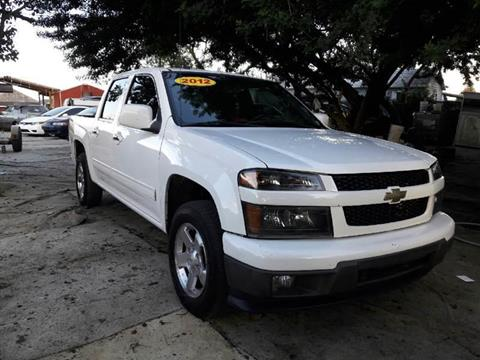 2012 Chevrolet Colorado for sale in Haines City, FL