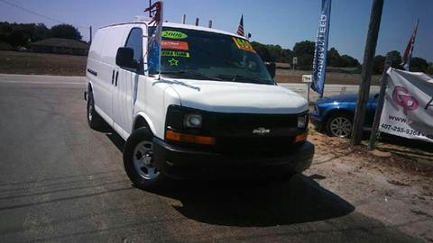 2006 Chevrolet Express Cargo for sale in Haines City, FL