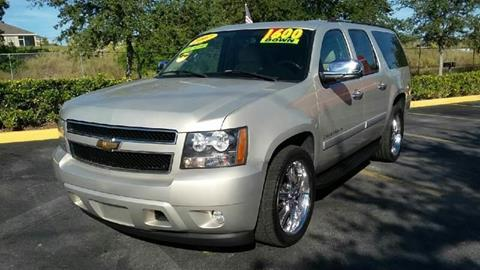 2007 Chevrolet Suburban for sale in Haines City, FL