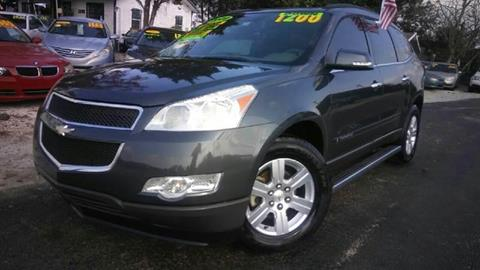 2009 Chevrolet Traverse for sale in Haines City, FL