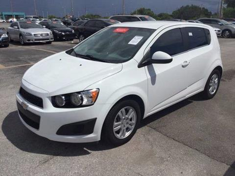 2012 Chevrolet Sonic for sale in Haines City, FL