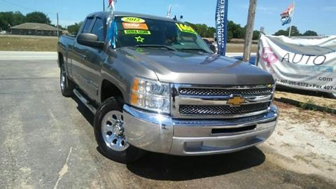 2012 Chevrolet Silverado 1500 for sale in Haines City, FL