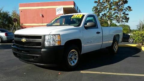 2011 Chevrolet Silverado 1500 for sale in Haines City, FL