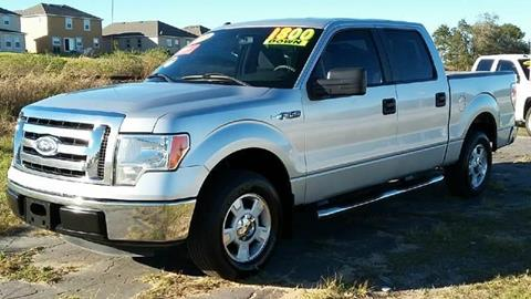 2011 Ford F-150 for sale in Haines City, FL