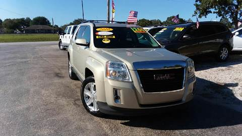 2010 GMC Terrain for sale at GP Auto Connection Group in Haines City FL