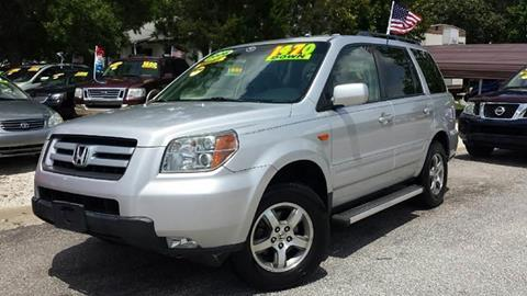2006 Honda Pilot for sale at GP Auto Connection Group in Haines City FL