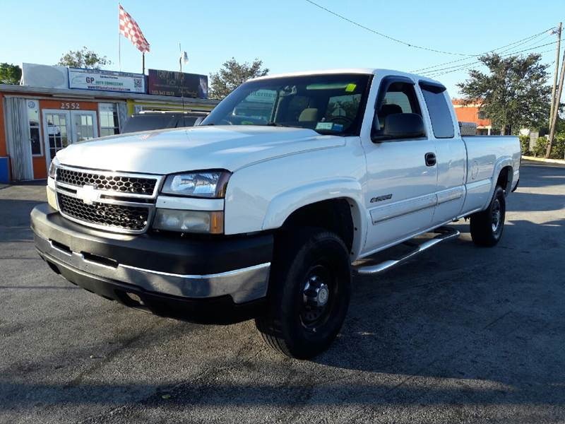 2007 Chevrolet Silverado 2500HD Classic for sale at GP Auto Connection Group in Haines City FL