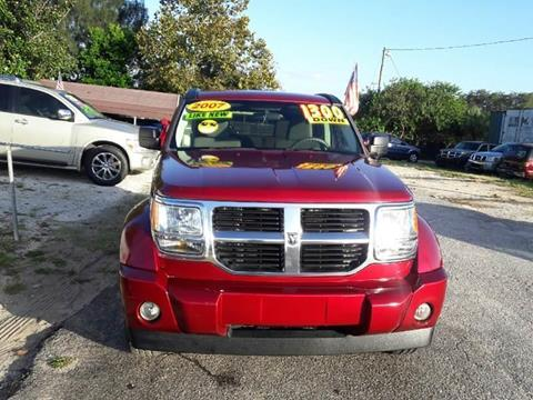 2007 Dodge Nitro for sale at GP Auto Connection Group in Haines City FL